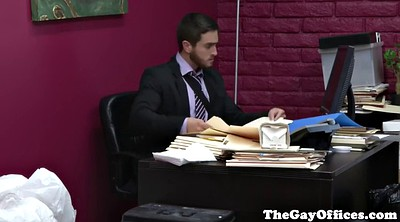 Muscle, Office gay
