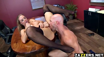 Boss, Nicole aniston, Johnny sins, Nicol aniston