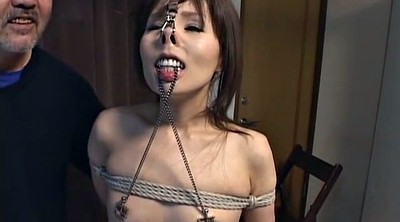 Japanese bdsm, Asian, Old japanese, Nose