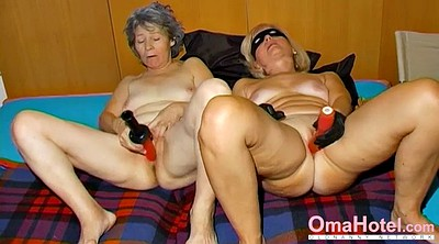 Nuns, Mature masturbating