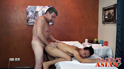 Asian young, Gay massage, Old daddy gay, Cock massage, Asian old