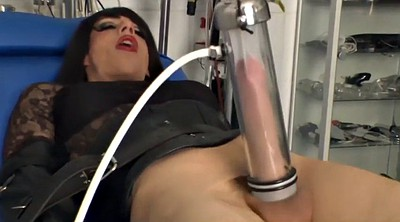 Milk, Machine, Crossdress, Machine bondage