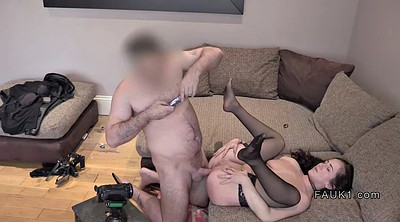 British, Casting anal, Anal casting, Agent, Anal amateur