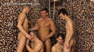 Hunk, Group sex