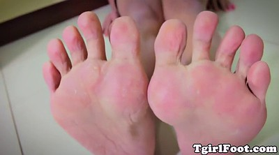 Ladyboy, Shemales, Shemale feet, Solo shemales