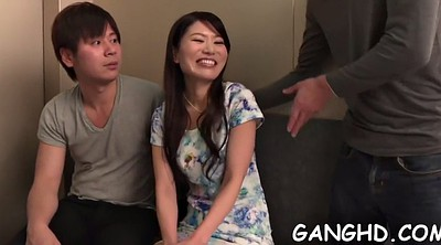 Blowbang, Asian gangbang