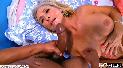 Granny anal, Interracial anal