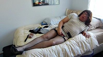 Stockings hd, Nylons