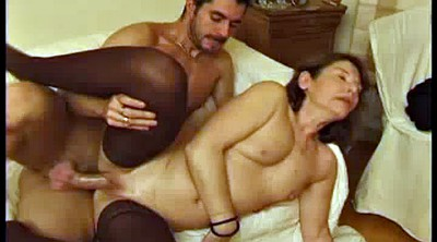 Anal mature, French mature, Group sex, Mature french, Mature group sex, French group