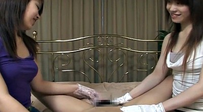 Japanese massage, Japanese handjob, Japanese gloves, Japanese glove