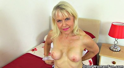 Mature, Granny masturbation, Cleaning lady, Cleaning