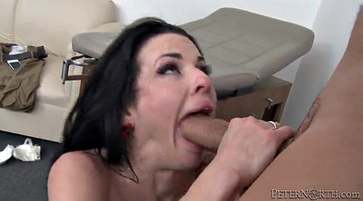 Veronica, Nurse handjob, Fuck face