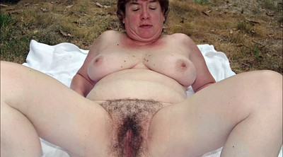 Hairy mature, Nudes, Outside, Outdoor hairy