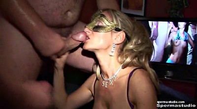 German, Cum in mouth, German gangbang, Group sex, Cum mouth