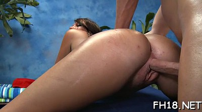 Teen massage, Oiled