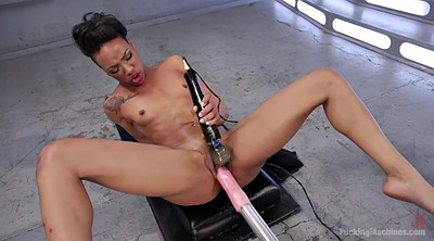 Nikki, Man pee, Black man, Machine squirting, Machines