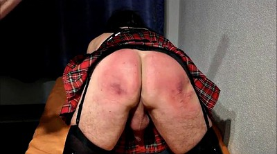 Spanked, Crossdressing