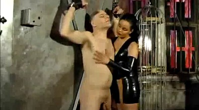 Pain, Spanked, Dominatrix, Latex bondage
