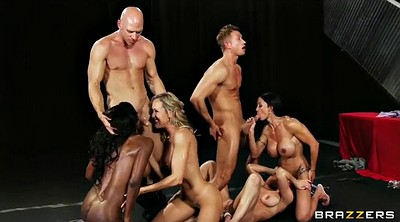 Fit, Group sex orgy, Fitness