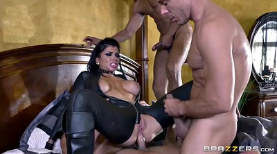 Gloves, Boots, Double penetration