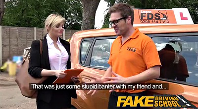 Car, British, Fake driving school, Driving school, Fake driving, Fake drive