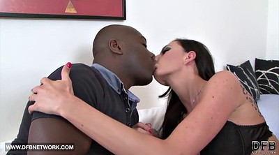 Wife watching, Pussy licking, Man, Anal black