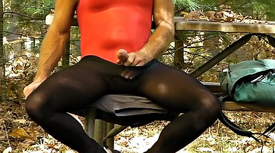 Dick, Crossdresser, Gay public