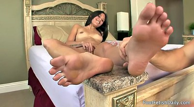 Teen foot, Foot fetish
