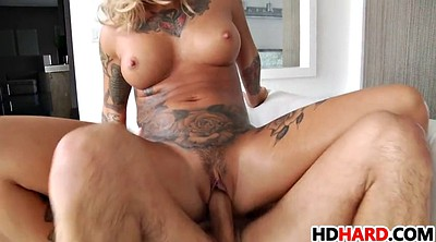 Tattoo, Anal squirt