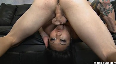 Fat anal, Anal asian