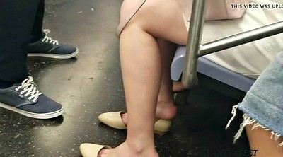 Candid, Legs