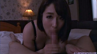 Fingering, Fake tits, Asian model