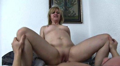 See, Blond mature