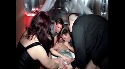 Swinger party, Sex party