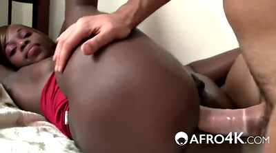 White, African