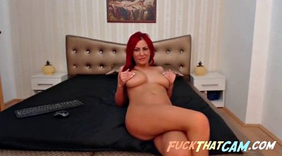 Teasing, Webcam strip, Red hair