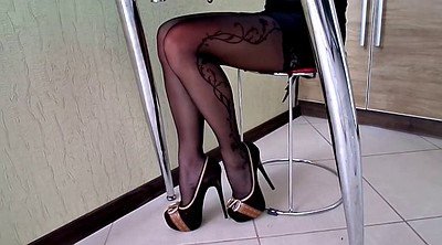 Pantyhose, High heels, Heels, Shoes, Pantyhose stockings, High-heeled shoes