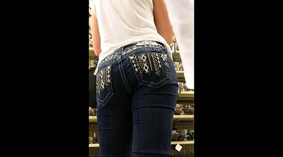 Big booty, Candid, Candid booty