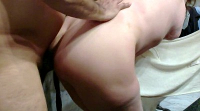 Anal homemade, Tits anal