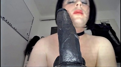 Gagging, Crossdresser, Crossdress