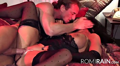 Red, Romi rain, Rain, Red light