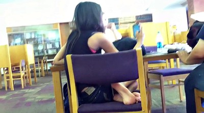 Indian, Candid, Library, Desi indian