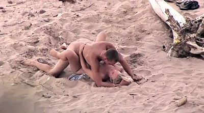 Caught, Beach sex
