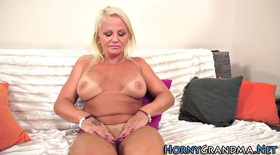 Mature blowjob, Interracial mature