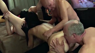 Deep, Old men, Granny gangbang, Dirty