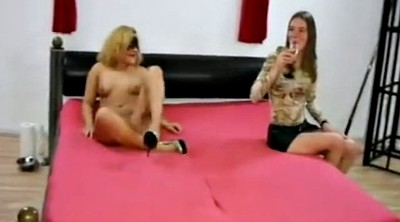Double fisting, Double pussy, Double fist, Amateur big cock