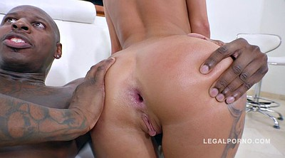 Monster cock, Ebony asshole