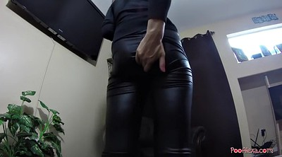 Pants, Farting, Alexa, Leather pants, Page