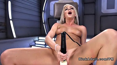 Squirt, Dildo squirt, Insert, Fucking machine