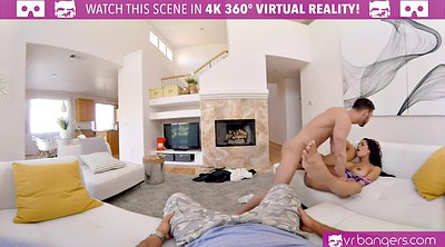 Wife, Wife threesome, Vr porn, My boss